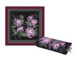 Набор для вышивания 0966 Очечник с хризантемами - Мир Вдохновения.
