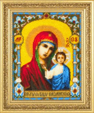 Матери главная вышивка бисером иконы