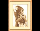 Gallery.ru / ZR - Любимый котенок - Мои вышивки - Lilechka.